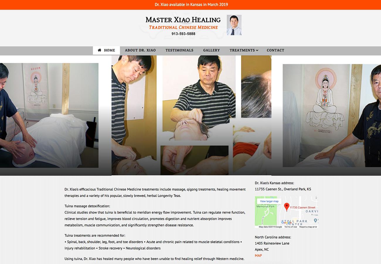 Master Xiao Healing 1